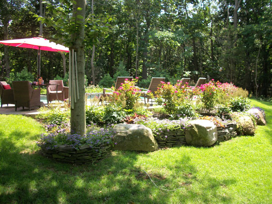 Landscape design long island suffolk county east end for Landscape design suffolk